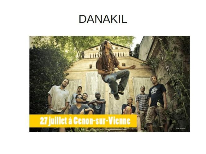 Danakil à Cenon